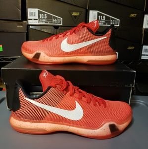 Nike Kobe X Major Red